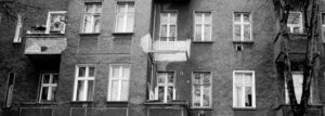 Berlin Tenement block 1992