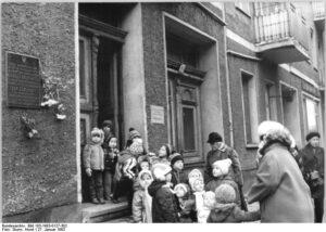 Kaskelstrasse, Berlin, 1983.