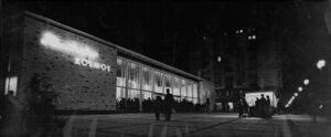 Kosmos Cinema 1962