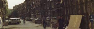 Mainzer Strasse in 1990