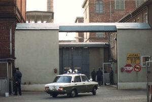 Rummelsburg Prison Entrance
