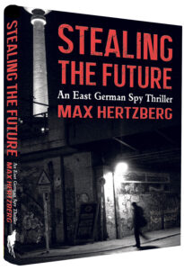 View of cover of Stealing the Future