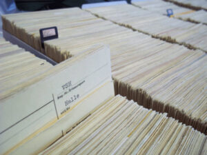 Files of IM informants