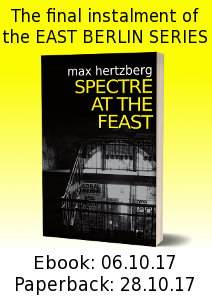 Spectre At The Feast, available 6th October as ebook