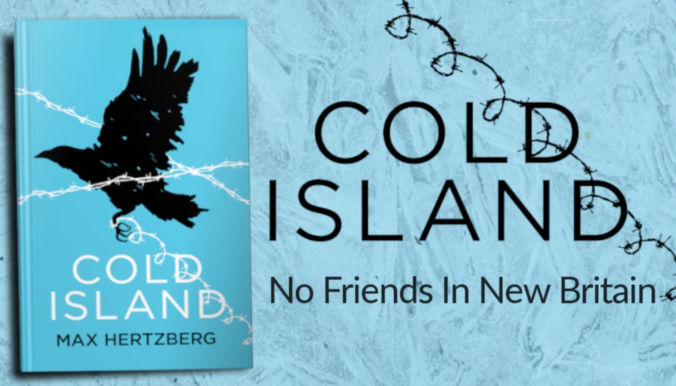 Cover of the book Cold Island by Max Hertzberg
