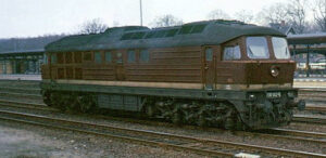 Ludmilla locomotive