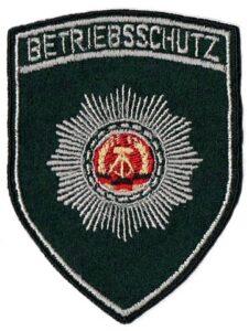Betriebsschutz arm patch