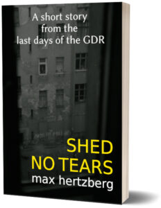 Cover of Shed No Tears