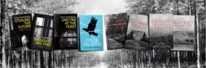The covers of Max Hertzberg's books